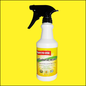 Fabriclear Bed Bug Spray Review
